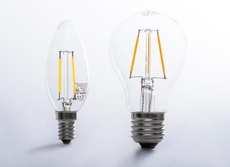 Dekoracyjne źródła światła LED DIXI COG4W i ZIPI COG2W KANLUX