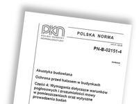 Przewodnik Ecophon do nowej normy akustycznej PN-B-2151-4