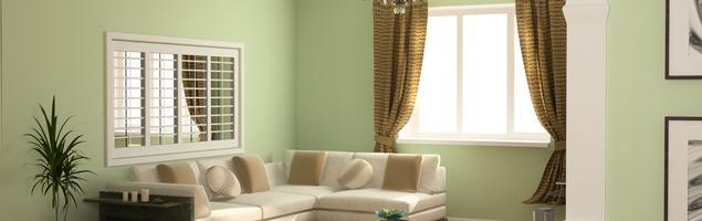 Kolory ścian w salonie – najnowsze trendy (wiosna 2017)